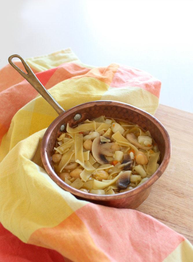 Pasta e ceci ricetta - Cucinare patate americane ...