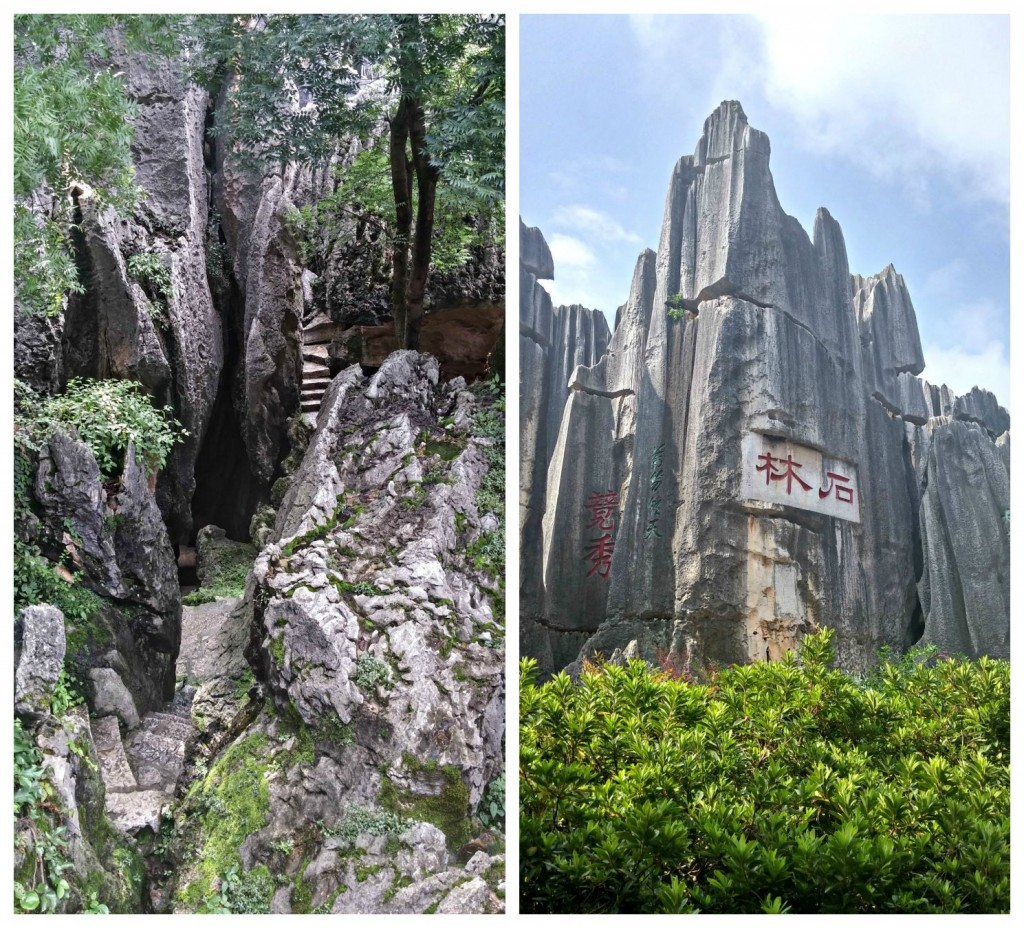 viaggio in Yunnan shilin