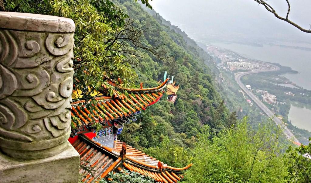 viaggio in Yunnan Longmen