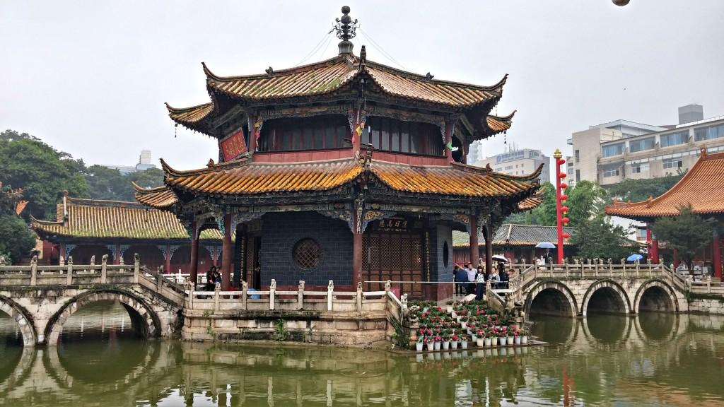viaggio in Yunnan Yuantong