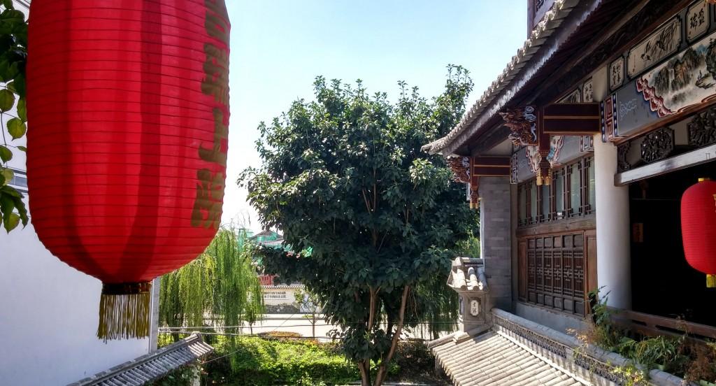 casa tradizionale viaggio in Yunnan