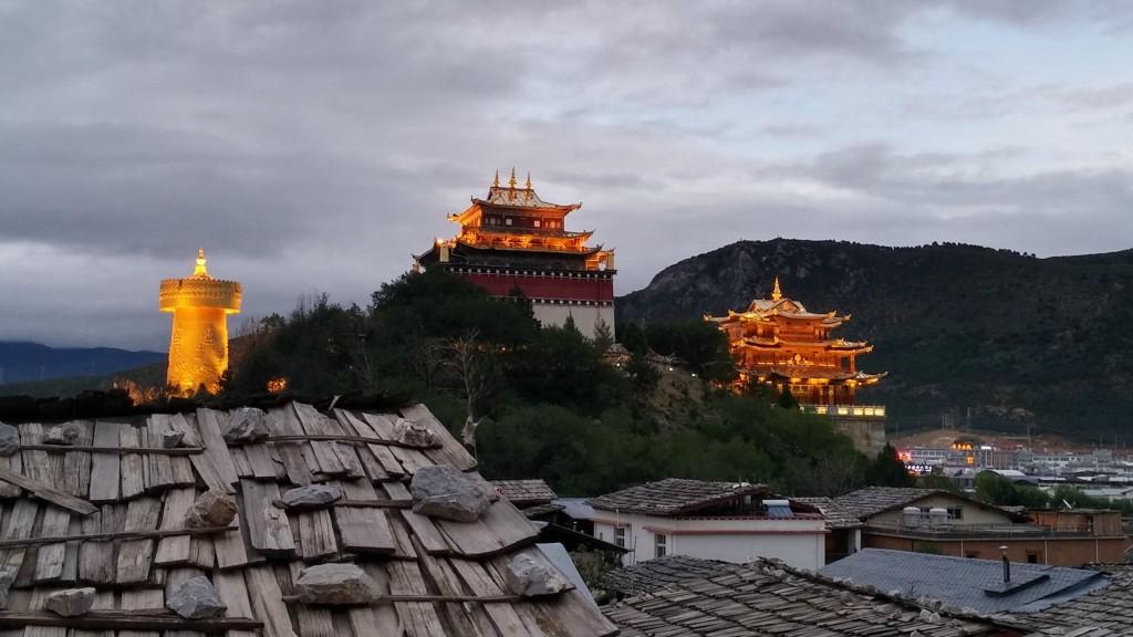 collina della tartaruga viaggio in yunnan